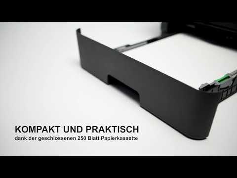 Brother Multifunktionsdrucker MFC-L2710DW mit AirPrint | Produktvideo
