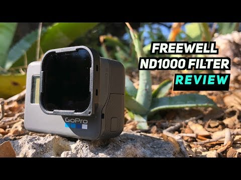 Freewell ND1000 Filter REVIEW! DJI MAVIC/PHANTOM + GOPRO + MORE! - UCahVGI5idD85mQlBD2InzzA