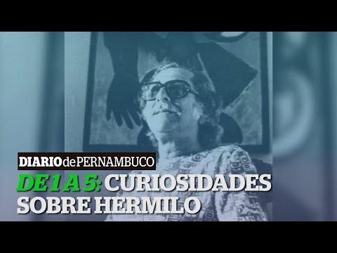 De 1 a 5: Hermilo Borba Filho