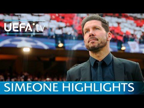 Highlights: Simeone's greatest Calderón nights