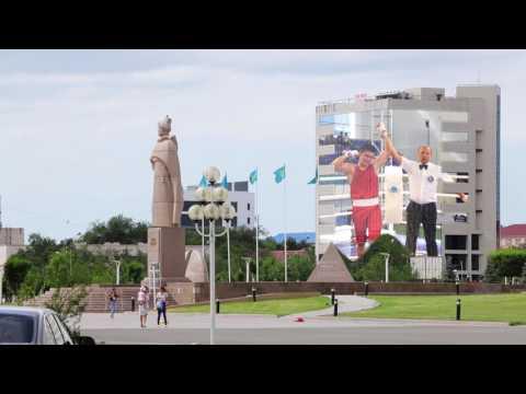 МТ по боксу Кулибаева в г. Атырау 2017 РУС