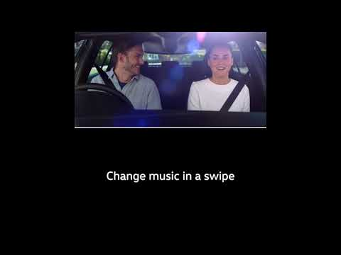 Volkswagen Golf technology: Gesture Control