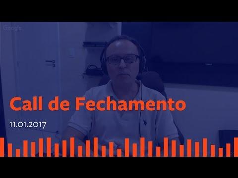 Call de Fechamento  - 11 de Janeiro de 2017.