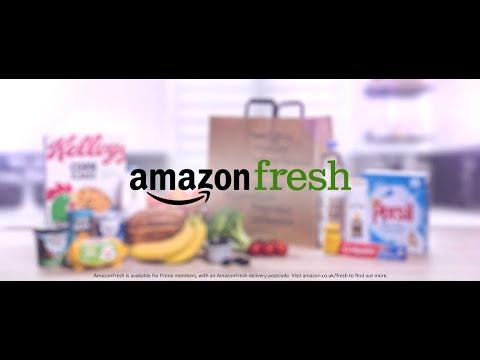 amazon.co.uk & Amazon Discount Codes video: How AmazonFresh works in the UK