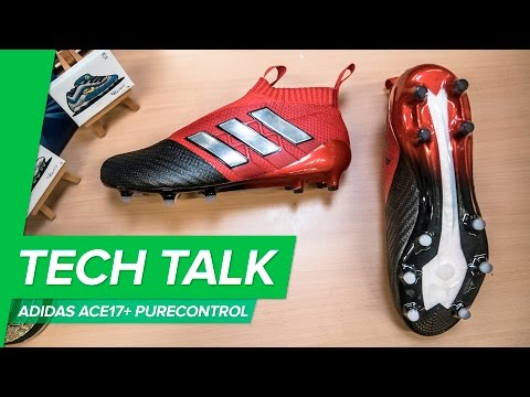 sports shoes c5400 8ee67 adidas ACE 17+ Purecontrol Tech Talk - with Boost insole worn by Paul Pogba