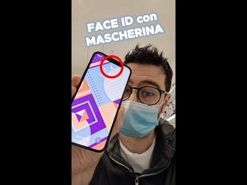Usare il Face ID con la mascherina: la n …