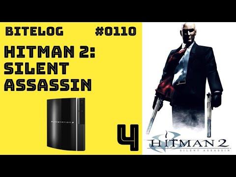 BITeLog 0110.4: Hitman 2, Silent Assassin HD (PS3)
