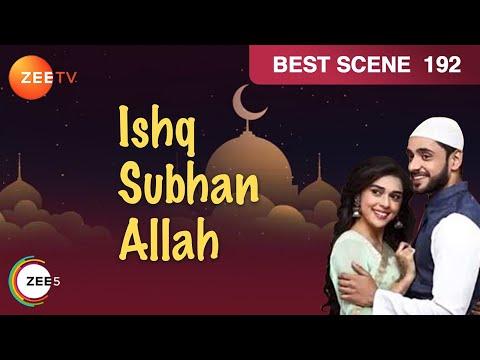 Ishq Subhan Allah - Episode 192 - Nov 30, 2018   Best Scene   Zee TV Serial   Hindi TV Show