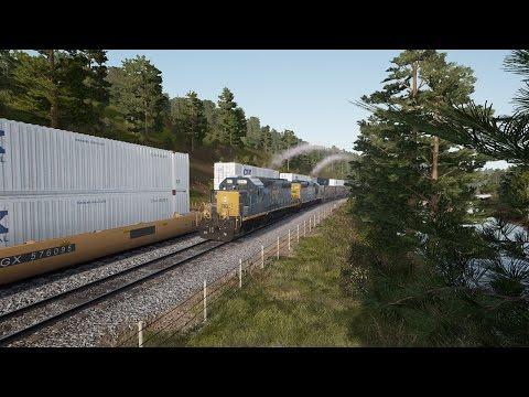 2 treinen naast elkaar?!!! Train Sim World #2