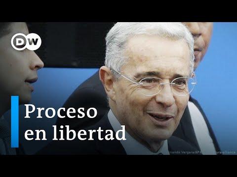 """""""Libertad inmediata"""" para Álvaro Uribe"""