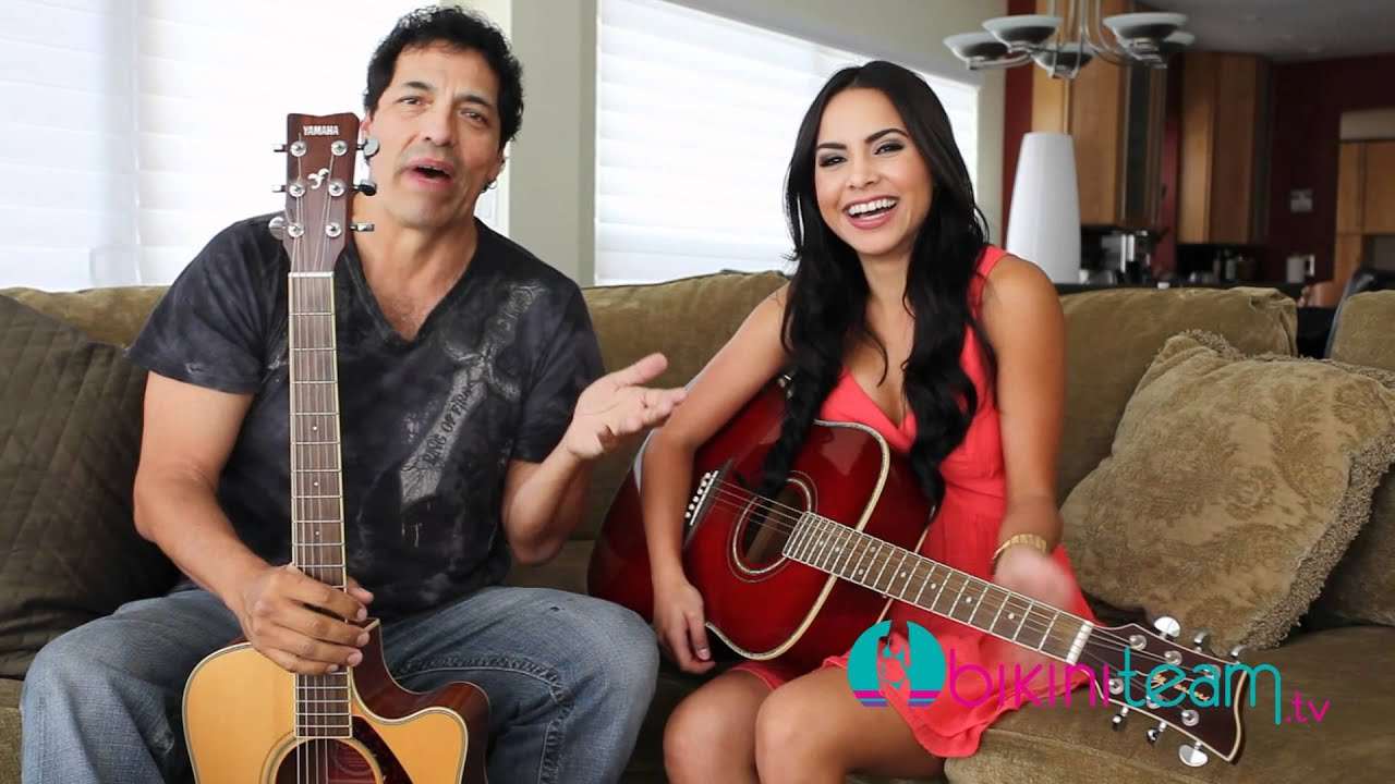 Lisa Morales Guitar Lesson With John Neyrot