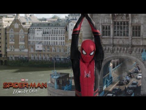 SPIDER-MAN: LEJOS DE CASA. Una nueva aventura. En cines 5 de julio.