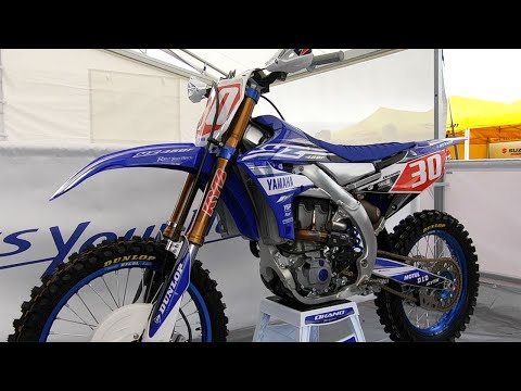 Takashi Okana's Works Yamaha YZ450F | TransWorld Motocross