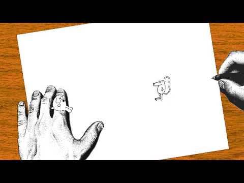 Dilbert: Screen Saver Collection (Artist Doodles) (Delrina) (Windows 3.x) [1994]