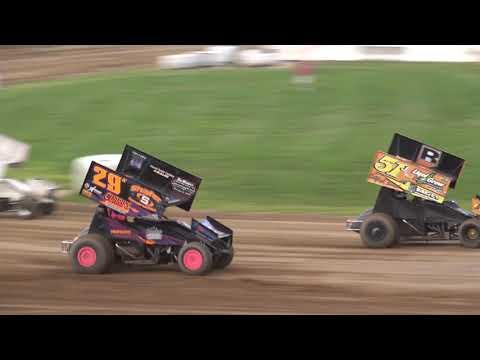34 Raceway July 24th 2021 - dirt track racing video image