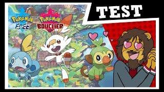Vidéo-Test : Pokémon Épée et Bouclier : Le Plaisir de la Découverte (Test)