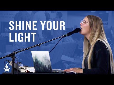 Shine Your Light (Spontaneous) -- The Prayer Room Live Moment