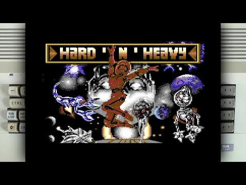 Hard'n'Heavy on the Commodore 64