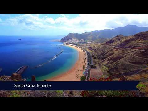 The Canary Islands & Madeira with Fred. Olsen - cruise W1925