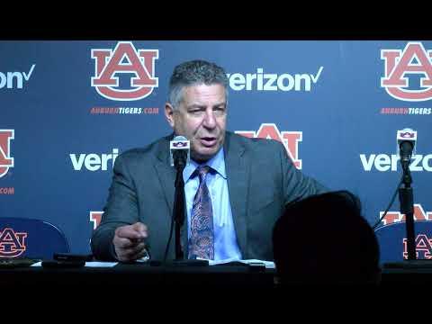 Bruce Pearl Postgame Press Conference vs Gardner-Webb 12-6-17