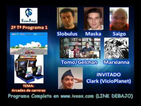 2ª Temporada RESUMEN Programa 1 (18-12-2012) || TEMA: Arcades de carreras