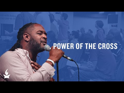 Power of the Cross -- The Prayer Room Live Moment