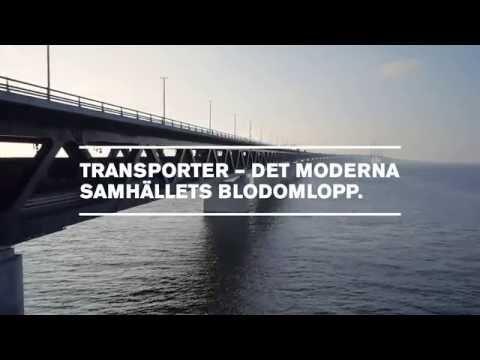 Green Cargo: Transporter – samhällets blodomlopp