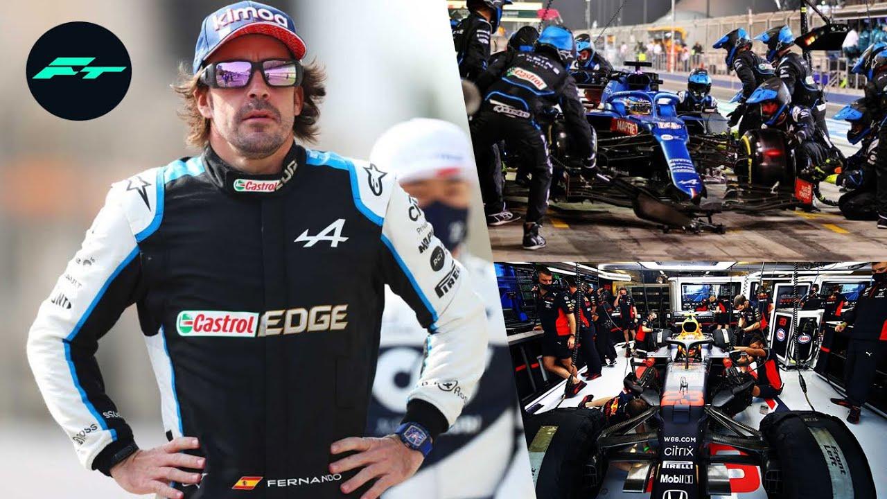 El INACEPTABLE TRATO que SUFRE ALONSO, RAIKKONEN… – ALBON ¿¿De VUELTA a la F1??