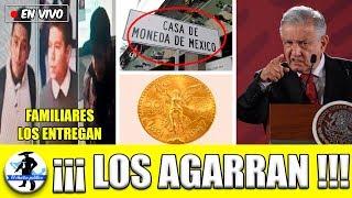 De Película:Agarran a Los Ladrones D Monedas D Oro En México No Podrás Creer Quien Fue¿HijoDeFelipe?