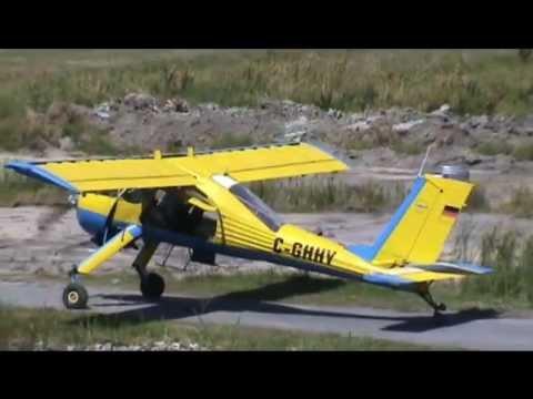 HobbyKing Wilga -2000 RC plane, test-flight | Racer lt