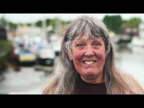 Adult Courage Award (65+) - Dawn Minker