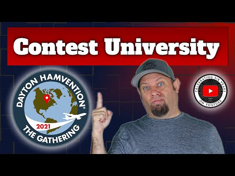 Contest University and Hamvention QSO Party with K3LR and W8CI