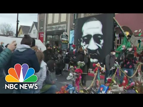 Nation Reacts To Chauvin Guilty Verdict | NBC Nightly News