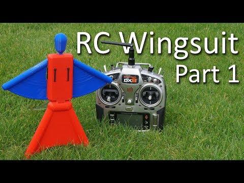 RC Wingsuit - Part 1 - UC67gfx2Fg7K2NSHqoENVgwA