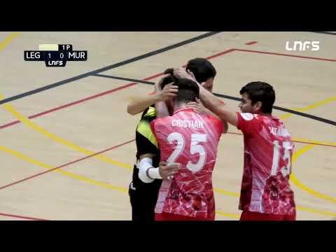 CD Leganés - ElPozo Ciudad de Murcia Jornada 10 Grupo D Segunda División Temp 20 21