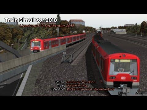 3DZUG-FZ41 Teil 4: Pendelverkehr (Livestream 09/09/2018)