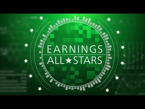 Which Tech Titan Has the Best Earnings Chart?