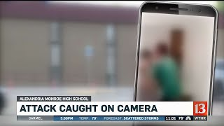 Student Attack Caught on Camera Could Be a Hate Crime