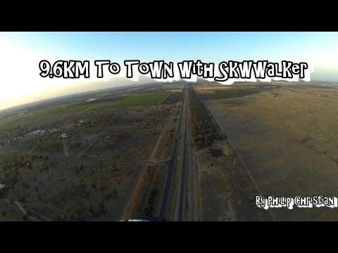 Turnigy 9xr ve dragon link v2 ile 9,5 kilometre yapmışlar ne dersiniz?
