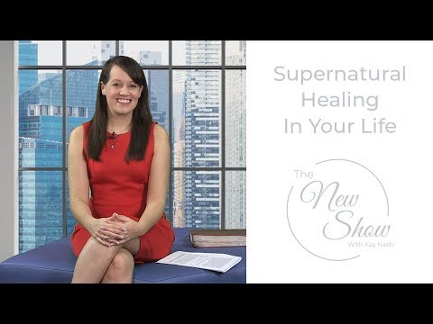 Supernatural Healing I The New Show