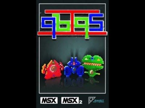 Un rato jugando a Homebrew de MSX