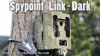 Spypoint link dark - Présentation