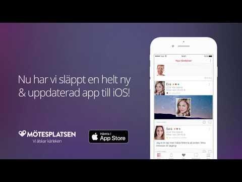 Mötesplatsen - Ny iOS-App