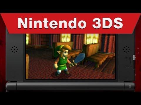 Nintendo 3DS and 2DS - The Legend of Zelda: A Link Between Worlds Trailer - UCGIY_O-8vW4rfX98KlMkvRg