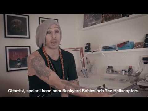 Dregen + Mattias = Rock The Boat del 1