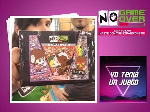 No Game Over Expansiones