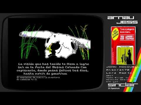 JOHN MOCOWELL Zx Spectrum by Nekrobyte Studios