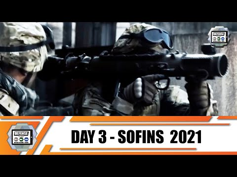 SOFINS 2021 Day 3 Special Operations Forces Network Seminar and Exhibition Bordeaux France