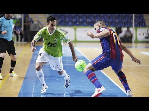 Palma Futsal - Barça Jornada 2 Temp 20-21
