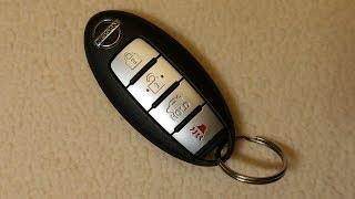 Sostituzione pila chiave Nissan Qashqai-Motoriefaidate